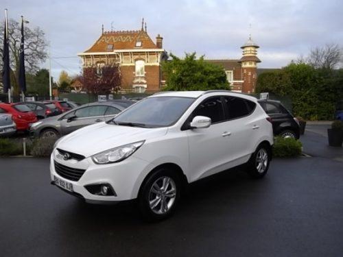 Hyundai IX 35 d'occasion (11/2011) en vente à Villeneuve d'Ascq