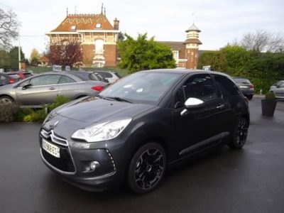 Citroen DS3 d'occasion (03/2013) disponible à Villeneuve d'Ascq