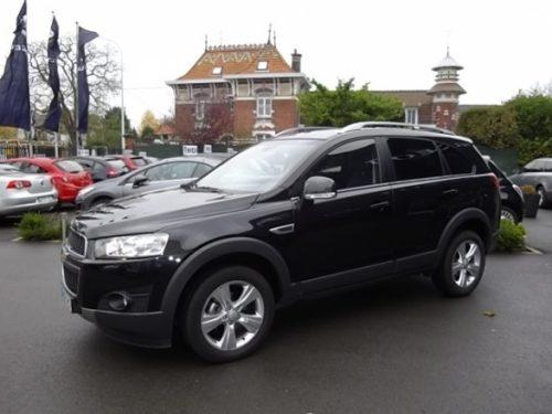 Chevrolet CAPTIVA d'occasion (04/2012) en vente à Croix