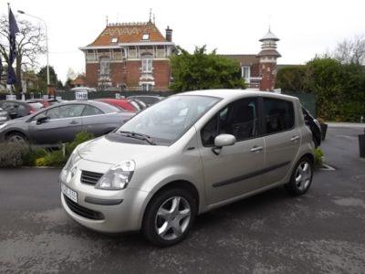 Renault MODUS d'occasion (09/2007) en vente à Villeneuve d'Ascq