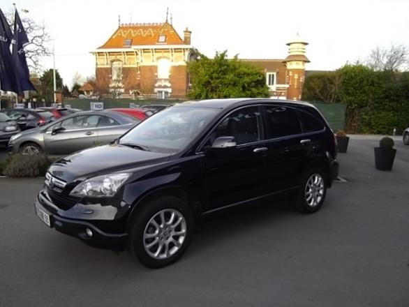 Honda CR-V d'occasion (05/2008) en vente à Villeneuve d'Ascq