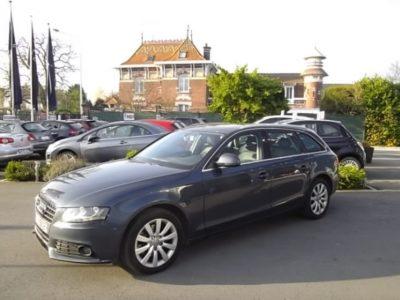 Audi A4 AVANT d'occasion (10/2008) disponible à Villeneuve d'Ascq