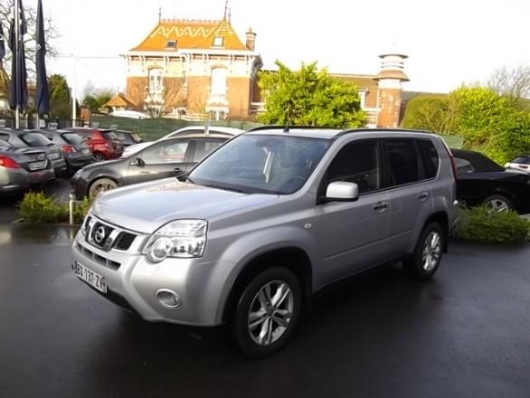 Nissan X-TRAIL d'occasion (11/2011) en vente à Villeneuve d'Ascq