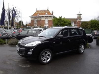 Peugeot 4007 d'occasion (07/2011) disponible à Villeneuve d'Ascq