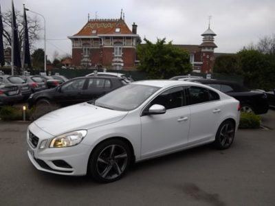 Volvo S60 d'occasion (12/2011) disponible à Villeneuve d'Ascq