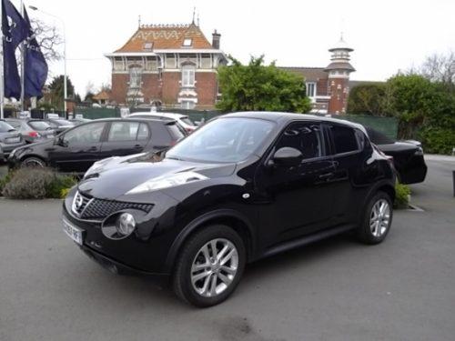 Nissan JUKE d'occasion (06/2012) en vente à Villeneuve d'Ascq