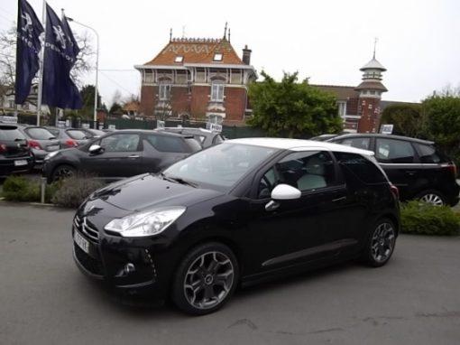 Citroen DS3 d'occasion (10/2012) disponible à Villeneuve d'Ascq