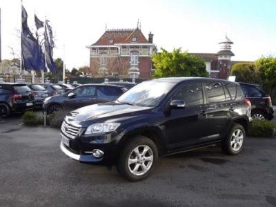 Toyota RAV 4 d'occasion (10/2010) en vente à Croix