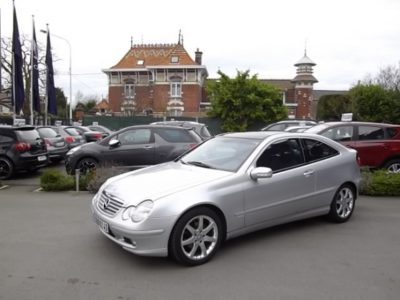 Mercedes COUPE SPORT d'occasion (02/2002) disponible à Villeneuve d'Ascq