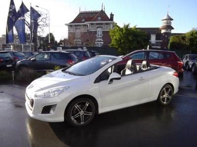 Peugeot 308 CC d'occasion (01/2012) disponible à Villeneuve d'Ascq