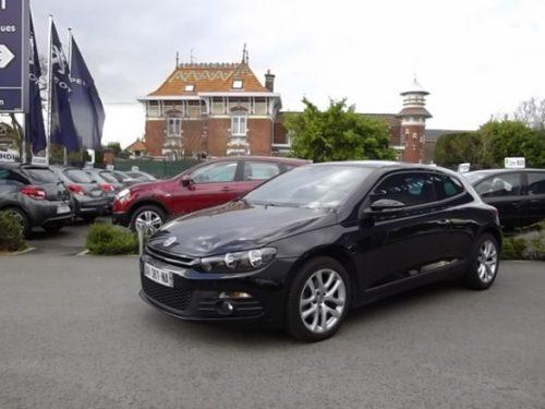 Volkswagen SCIROCCO d'occasion (06/2010) en vente à Villeneuve d'Ascq