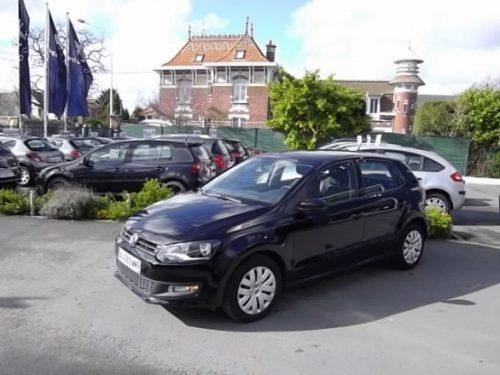 Volkswagen POLO d'occasion (01/2010) disponible à Villeneuve d'Ascq