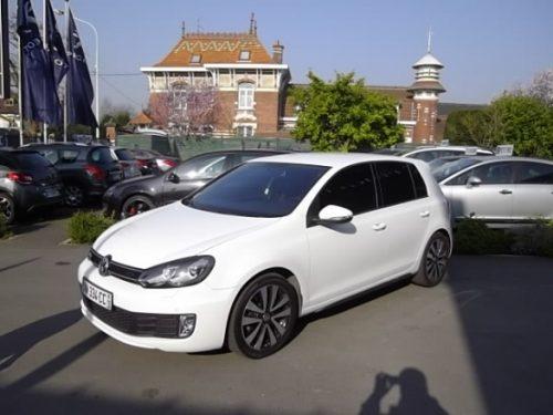 Volkswagen GOLF VI d'occasion (07/2010) en vente à Villeneuve d'Ascq