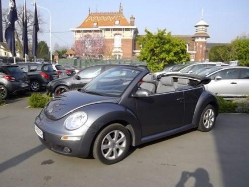 Volkswagen NEW BEETLE d'occasion (05/2007) disponible à Villeneuve d'Ascq