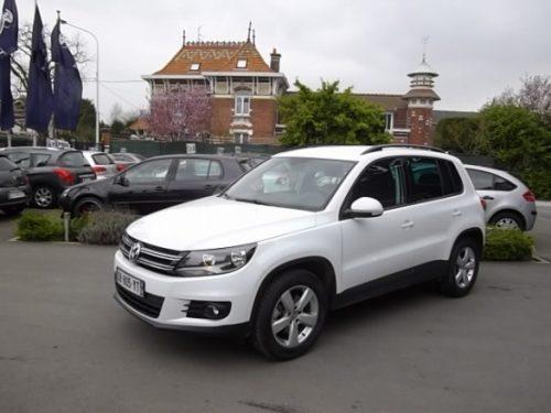 Volkswagen TIGUAN d'occasion (01/2014) en vente à Croix