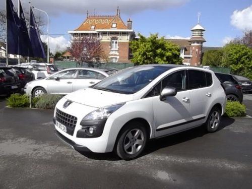 Peugeot 3008 d'occasion (03/2011) en vente à Villeneuve d'Ascq
