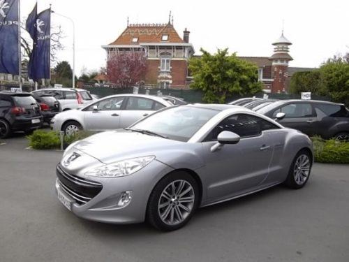 Peugeot RCZ d'occasion (09/2011) en vente à Villeneuve d'Ascq