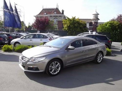 Volkswagen PASSAT CC d'occasion (01/2009) en vente à Villeneuve d'Ascq
