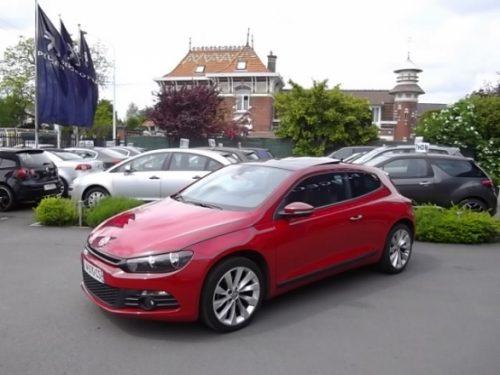Volkswagen SCIROCCO d'occasion (08/2011) disponible à Villeneuve d'Ascq
