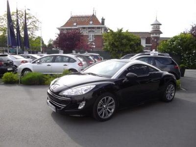 Peugeot RCZ d'occasion (06/2012) disponible à Villeneuve d'Ascq