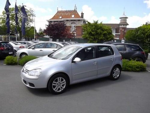 Volkswagen GOLF V d'occasion (03/2007) disponible à Villeneuve d'Ascq