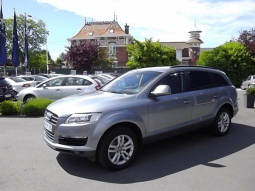 Audi Q7 d'occasion (02/2008) disponible à Villeneuve d'Ascq