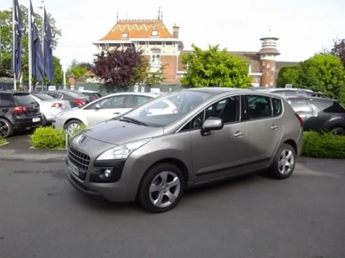 Peugeot 3008 d'occasion (04/2009) en vente à Villeneuve d'Ascq