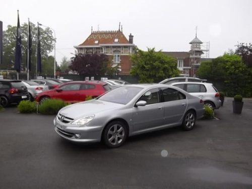 Peugeot 607 d'occasion (10/2007) disponible à Villeneuve d'Ascq