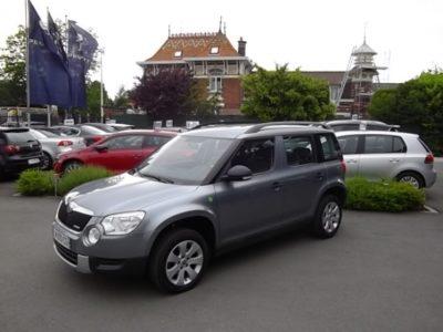 Skoda YETI d'occasion (09/2011) disponible à Villeneuve d'Ascq