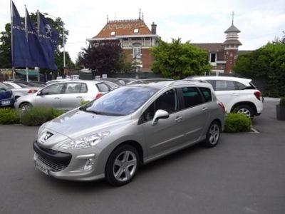 Peugeot 308 SW d'occasion (06/2009) en vente à Villeneuve d'Ascq