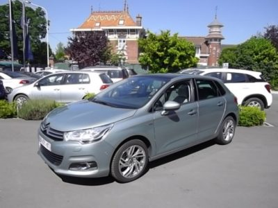 Citroen C4 d'occasion (07/2011) disponible à Villeneuve d'Ascq