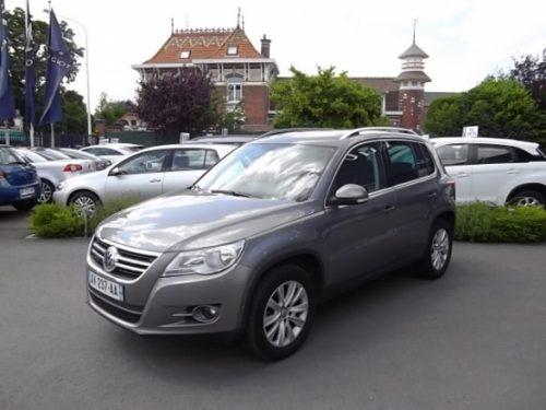Volkswagen TIGUAN d'occasion (06/2010) en vente à Croix