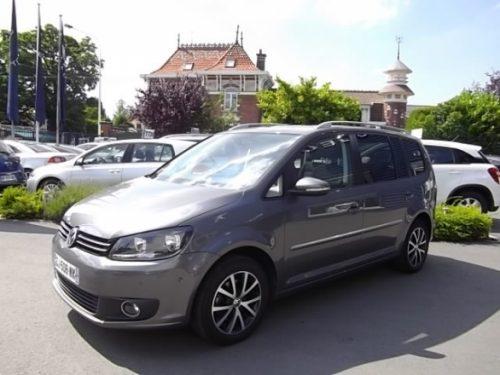 Volkswagen TOURAN d'occasion (08/2012) en vente à Villeneuve d'Ascq
