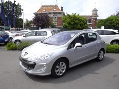 Peugeot 308 d'occasion (05/2009) en vente à Villeneuve d'Ascq
