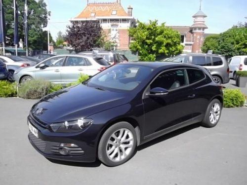 Volkswagen SCIROCCO d'occasion (06/2012) disponible à Villeneuve d'Ascq