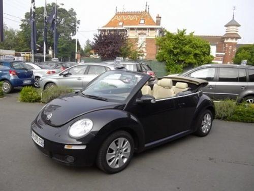 Volkswagen NEW BEETLE d'occasion (06/2010) en vente à Villeneuve d'Ascq