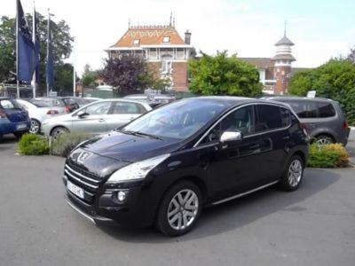 Peugeot 3008 d'occasion (03/2012) en vente à Croix