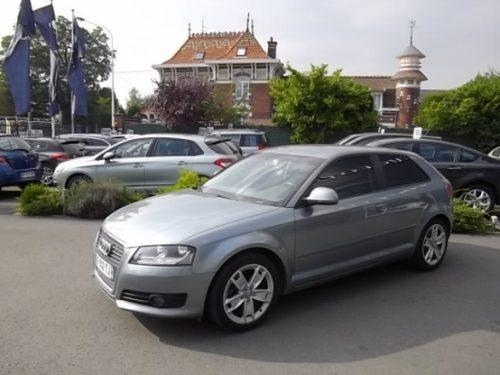 Audi A3 d'occasion (09/2009) en vente à Villeneuve d'Ascq