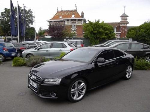 Audi A5 d'occasion (08/2008) en vente à Villeneuve d'Ascq