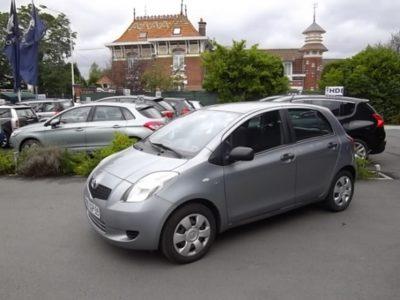 Toyota YARIS d'occasion (11/2006) en vente à Villeneuve d'Ascq