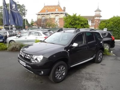 Dacia DUSTER d'occasion (06/2014) disponible à Villeneuve d'Ascq
