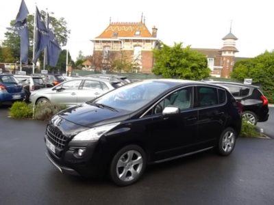 Peugeot 3008 d'occasion (02/2011) en vente à Villeneuve d'Ascq