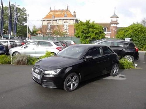 Audi A1 d'occasion (12/2012) disponible à Villeneuve d'Ascq