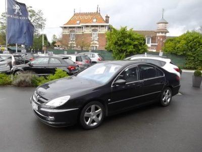 Peugeot 607 d'occasion (01/2007) en vente à Villeneuve d'Ascq