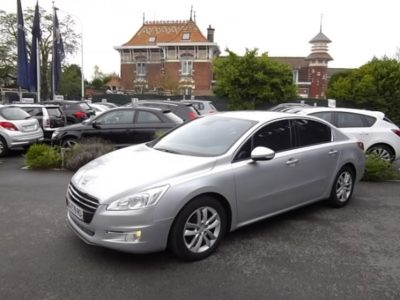 Peugeot 508 d'occasion (02/2011) disponible à Villeneuve d'Ascq