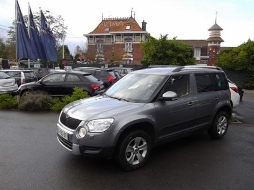 Skoda YETI d'occasion (06/2012) disponible à Villeneuve d'Ascq