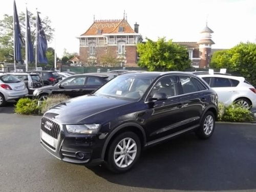 Audi Q3 d'occasion (07/2012) en vente à Villeneuve d'Ascq