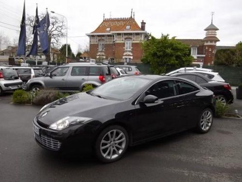 Renault LAGUNA COUPE d'occasion (09/2011) disponible à Villeneuve d'Ascq