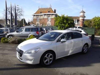 Peugeot 508 d'occasion (12/2011) en vente à Croix