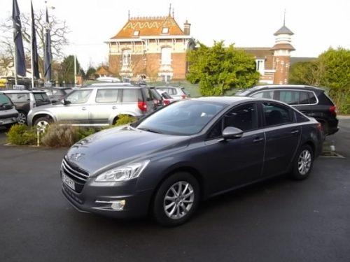 Peugeot 508 d'occasion (12/2011) en vente à Villeneuve d'Ascq